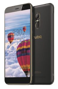 Nubia N1 Lite (Black, 16GB)