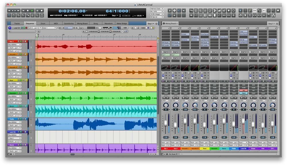 MOTU Digital Performer for Music Production