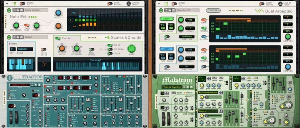 Propellerhead Reason for Music Production