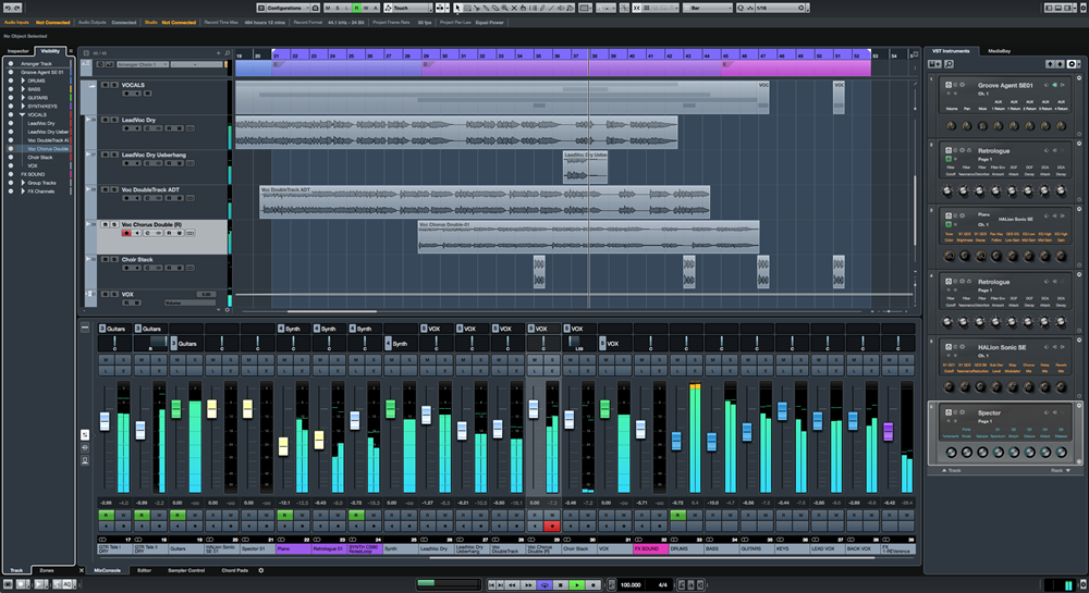 Steinberg Cubase for Music Production