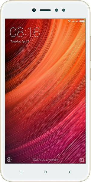 Redmi Y1 (Gold, 32GB)