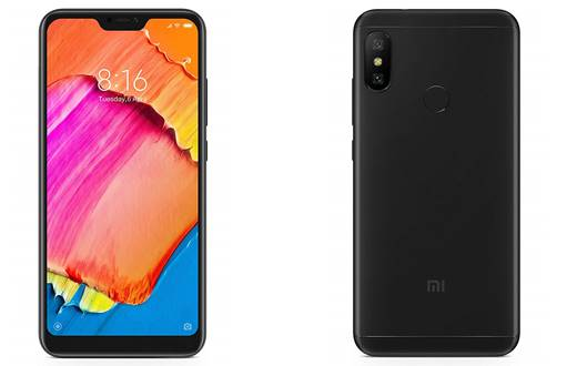 Redmi 6 Pro Full Specification & Price In India