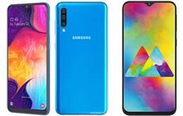 Samsung Galaxy A50 और Samsung M10 में से कौन सा फ़ोन बढ़िया है?