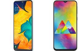 Samsung Galaxy A50 और Samsung M20 में से कौन सा फ़ोन बढ़िया है?